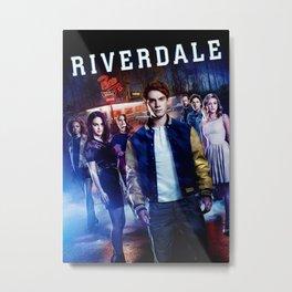Riverdale Metal Print