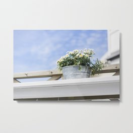 SWEDISH SUMMER III Metal Print