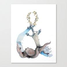 Ocean Memories Canvas Print