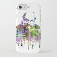 kubrick iPhone & iPod Cases featuring Kubrick by Zoé Rikardo