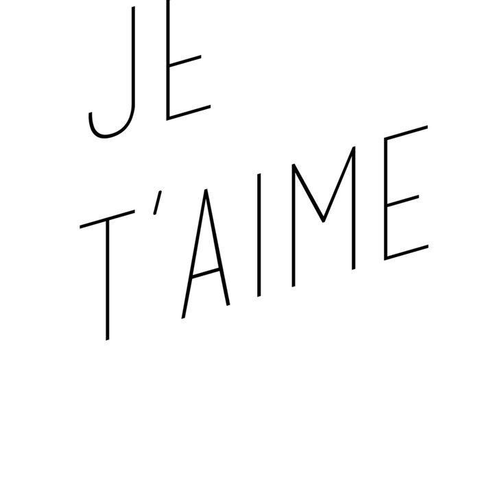 Paris je t'aime Leggings