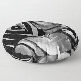 DESTINATION BERLIN Floor Pillow