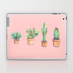 pinky 4 cactus Laptop & iPad Skin