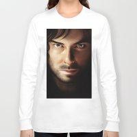 kili Long Sleeve T-shirts featuring Kili by Lidivien