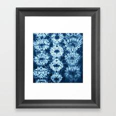 INDIGO N2 Framed Art Print