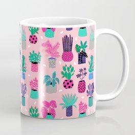 M'kay - southwest cactus desert trendy 90s bright neon 80s style retro classic Coffee Mug
