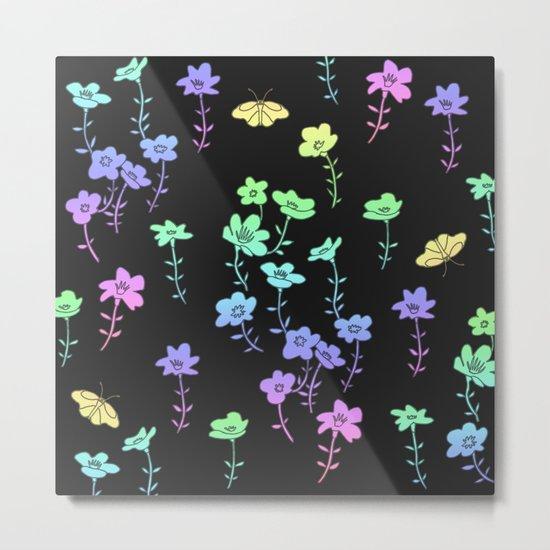Flowers #6 Metal Print