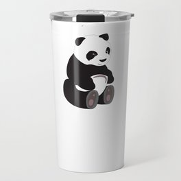 Cute Panda For Girl Best Gift Cute Love Travel Mug