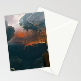 Managing the crops and corpses Stationery Cards