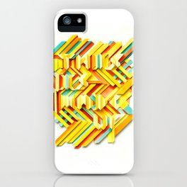 This Is Made Up #3 iPhone Case