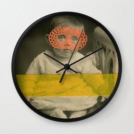 Uno, Nessuno, Centomila Mini Series 001 Wall Clock
