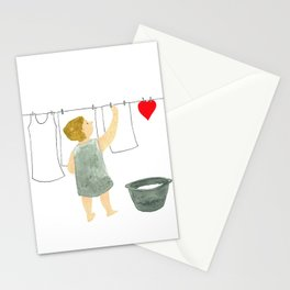 Make it dry Stationery Cards