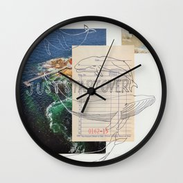 just start over Wall Clock