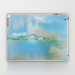 The Sacred Place From the Harbor Laptop & iPad Skin