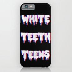 White Teeth Teens Slim Case iPhone 6s