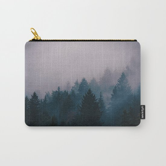 I Will Never Leave You Carry-All Pouch