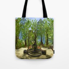 Rittenhouse Square in the Spring Tote Bag
