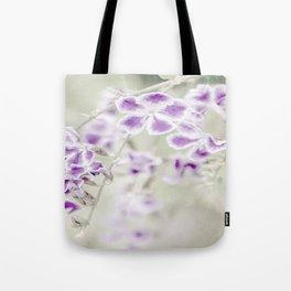 Darn Those Flowers Tote Bag