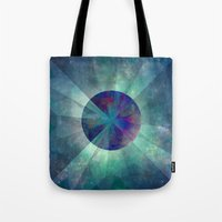 twilight Tote Bags featuring Twilight  by SensualPatterns