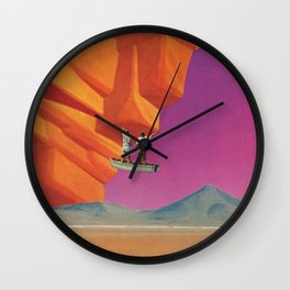 Of a Rare and Splendid Odyssey Wall Clock