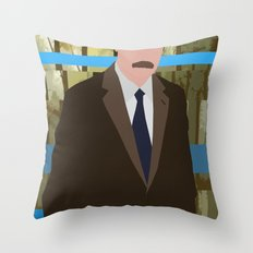 The Swanson Throw Pillow