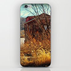Hidden Away, Hoping To Be Found iPhone & iPod Skin