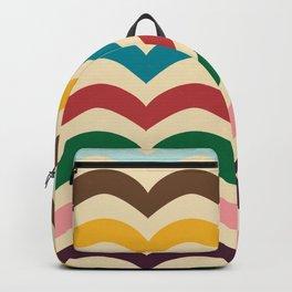 sweet summer waves Backpack