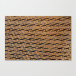 Halftone Canvas Print