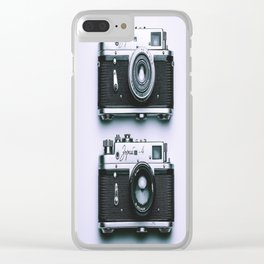 PhotoCAM-V Clear iPhone Case