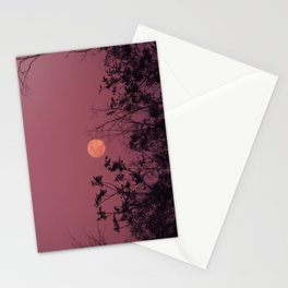 Morocco Magic Moon Stationery Cards