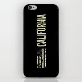 Black Flag: California iPhone Skin