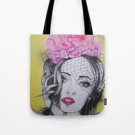 Princess In Pink Tote Bag