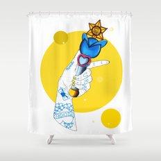 Uranus Shower Curtain