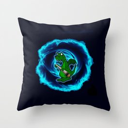 Dragon Toker Throw Pillow