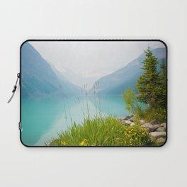 Beauty of Lake Louise Laptop Sleeve