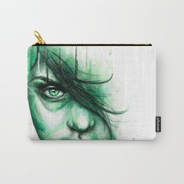 Not Listening Carry-All Pouch