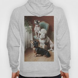Christmas Dogs Hoody