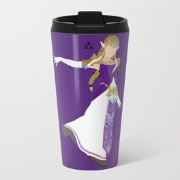 Princess Zelda(Smash)Ocarina Travel Mug
