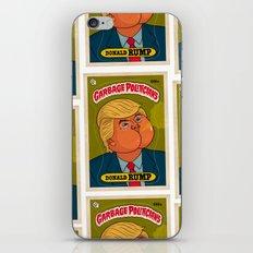 Donald Rump iPhone & iPod Skin