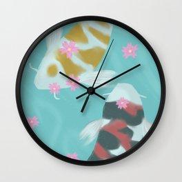Ying/Yang Wall Clock
