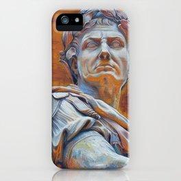 Kai Su Teknon iPhone Case