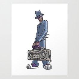 Its Bigger than Hip Hop Art Print