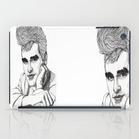 smiths iPad Cases featuring This Charming Man  by Paul Nelson-Esch Art