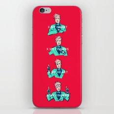 Run Dry iPhone & iPod Skin