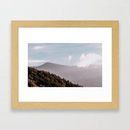 North Georgia Mountains 11 Framed Art Print