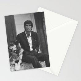 Townes AND a Dog Stationery Cards