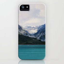 Alaska Wilderness iPhone Case