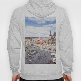 Old Town Square in Prague Hoody
