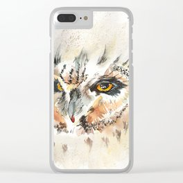 Where's The Coffee? Clear iPhone Case