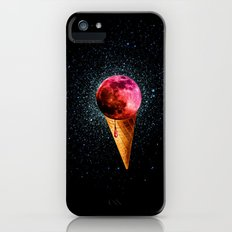 sweet side of the moon Slim Case iPhone (5, 5s)